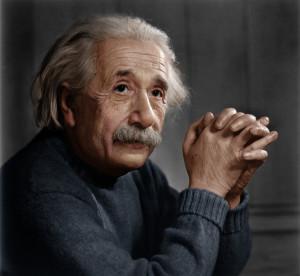 Albert Einstein Beat Chaos